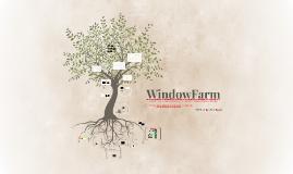 WindowFarm: R&DIY en Microagricultura