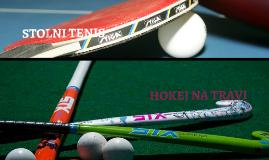 Hokej na travi i Stolni tenis