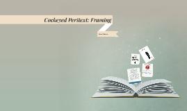 Cockeyed Peritext: Framing