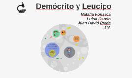 Resultado de imagen de El átomo de Leucipo y Demócrito
