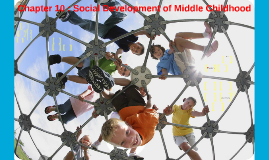 Chapter 10 : Social Development of Middle Childhood