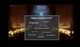 Religiöse Spuren in Computerspielen