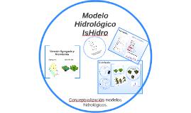 Modelo Hidrológico