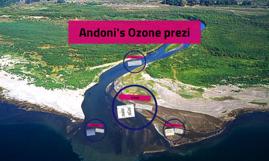 Andoni's Ozone prezi