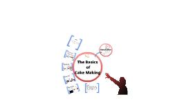Copy of The Basics of Cake Making