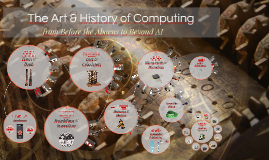 The Art & History of Computing: from Before the Abacus to Beyond AI
