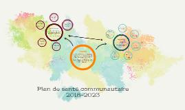 plan de santé communautaire 2018-2023