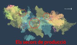 Els sectors de producció ( trabajo c.medi)