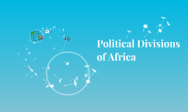 Political Divisions of Africa