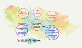 Dr. Kilian's Vision