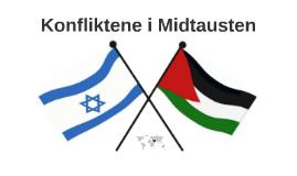 Konfliktene i Midtausten