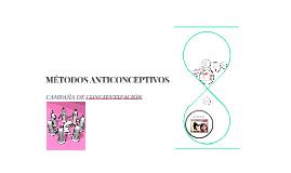METODOS DE PLANIFICACION