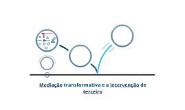 Mediação transformativa