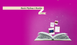 Copy of Baśń Piękna i Bestia