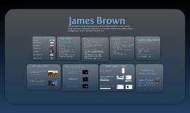 James Brown's CV