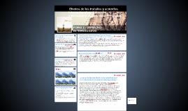 Efectos de los tratados y acuerdos internacionales, el dere