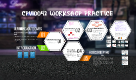 CHAPTER 1 WORKSHOP PRACTICE