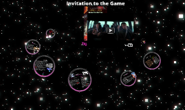 Copy of Invitation to the game