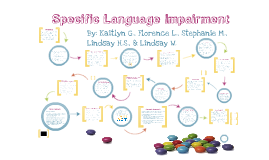 Specific Language Impairment