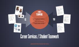 MDL: Career Services / Student Teamwork
