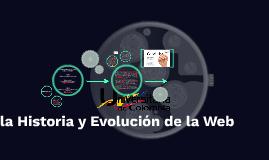 la Historia y Evolución de la Web