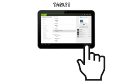 How to edit prezi on tablet