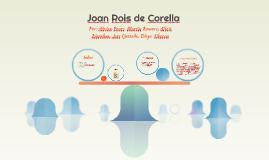 Joan Roig de Corella