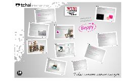 Tchai presentation Beppy