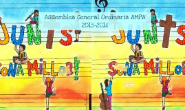 Assemblea General Ordinaria AMPA 2015-2016