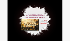 PRAXIS DE LIBERACIÓN
