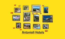 Antonioli Hotels SUMMER JUNIOR CAMP