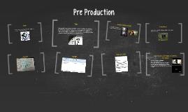 Pre Production