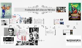 Evolución del cine en México
