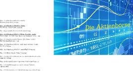 Die Aktienbörse