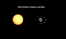 moon phases, tides, eclipses