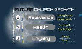 Future Church Growth