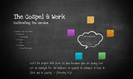 The Gospel & Work