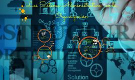 Copy of Los Sistema Administrativo en la organización