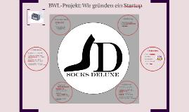 Copy of BWL-Projekt: Wir gründen ein Startup