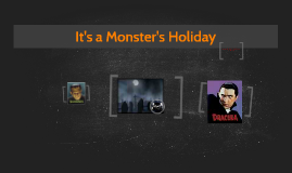 It's a Monsters Holiday