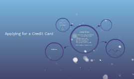How to Apply for a CREDIT