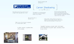 Career Shadowing