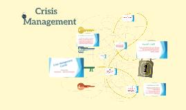 Crisis Managament