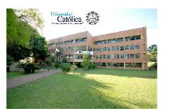 La Universidad Católica Nuestra Señora de la Asunción