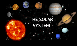 Solar System Yeats