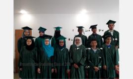 Present the Graduating Class of 2018
