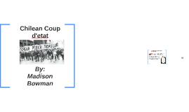 Chilean Coup d'etat