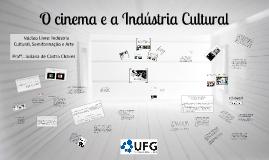 o cinema e a industria cultural