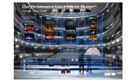 Live Performance Space Design
