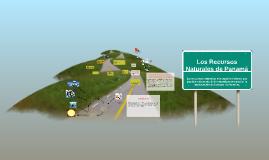 Copy of Los Recursos Naturales de Panamá